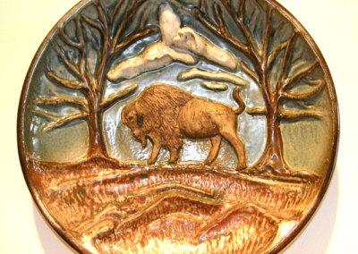 Bison, 1983 - Robert Billyard