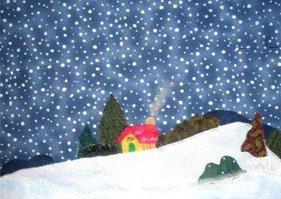 Winter Hide-away