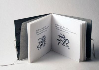 Deor's Lament (Margaret Lock), 2012: Fine Printing