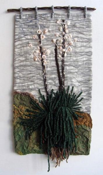 Yucca Plant in the Desert - Corry van Haastert