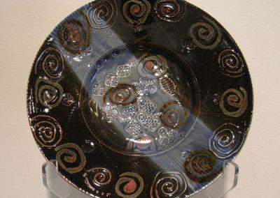 Black and Blue Bowl - Zach Dietrich