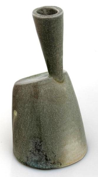 Arp concretion Vase #2 - Linda Yates & David Hayashida