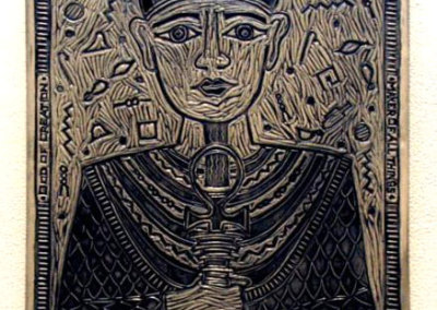 Ptah - Patron of Arts & Crafts - Louise Tessier