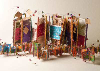 Mexico (Susan Carr), 2012: Artists' Books