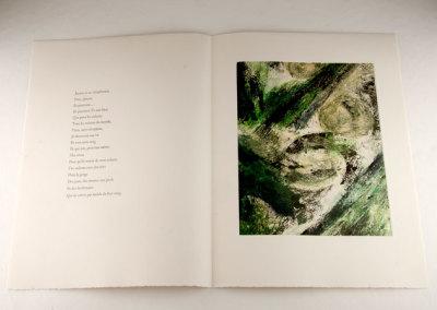 Incantation (Monique Parizeau), 2011: Fine Printing