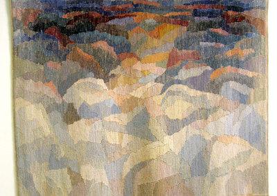 Untitled (Kaija Harris), 1990: Wool; Woven. $14,000