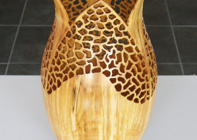 Emerging: Rodney Peterson, Spalted Birch
