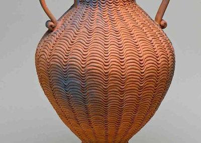 Earthen Woman, 2007 - Cara Driscoll - Ceramic, $750