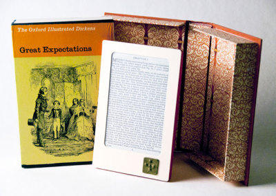 Great Expectations (Marlene Pomeroy), 2011: Box Making