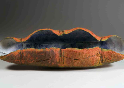 Crust Uncurling, 2008 - John Chalke - Ceramic, $1,400