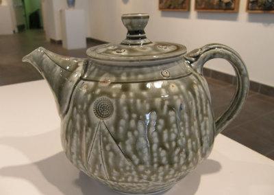 Blue Ash Teapot - Zach Dietrich