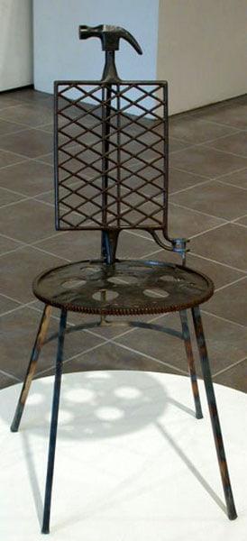 Hammer Chair - Tom Ray