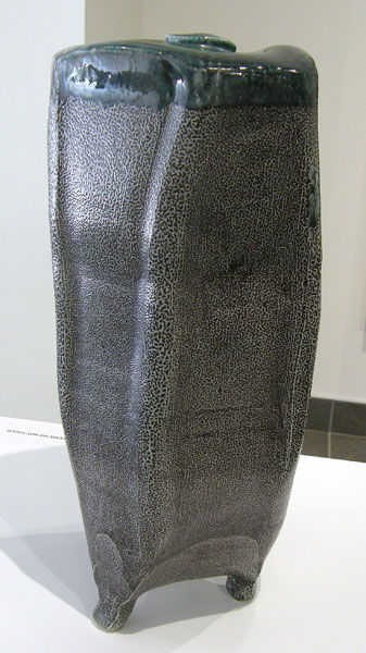 Vessel 6 (Mel Bolen), 2013: Salt glazed stoneware. $950