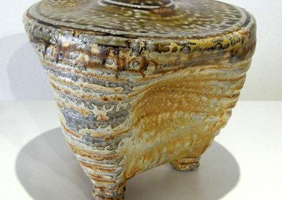 Vessel 5 (Mel Bolen), 2013: Salt glazed stoneware. $950