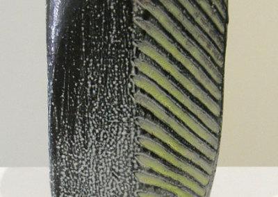 Vessel 2 (Mel Bolen), 2013: Salt glazed stoneware. $850