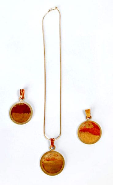 Weather Jewellery - Sarabeth Carnat