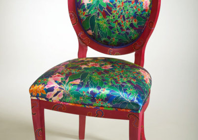Azalea Chair (left facing)