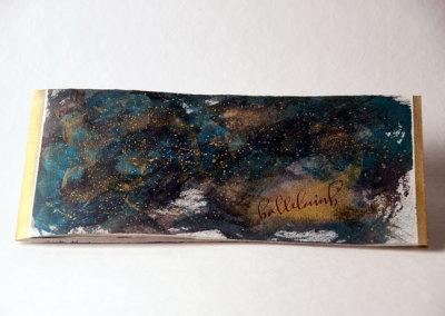 Halleluiah (Gail Stevens), 2013: Calligraphy