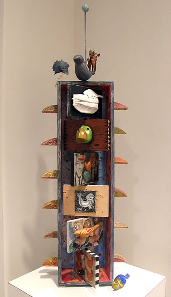 Bird Cabinet by EMMA International Collaboration, Private Collection
