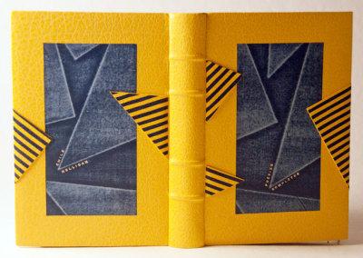 Poesies completes de Emile Nelligan (Nicole Chalifoux), 2012: Fine Binding