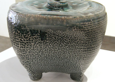 Vessel 1 (Mel Bolen), 2013: Salt glazed stoneware. $950