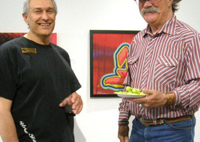 Les Potter with Paul Lapointe