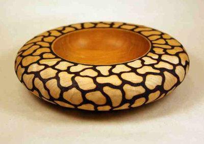 Negative Giraffe Pattern, 2007 - Bernard Bober - Maple, $375