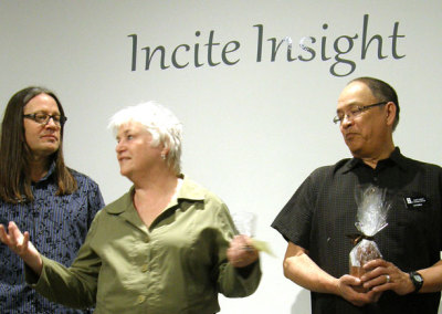 Incite Insight Reception: Acting Executive Director - Christine Smilie