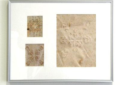 Untitled (Birch Bark Biting) (Rosella Carney) 2012: Birch bark. Collection of The Mann Art Gallery.