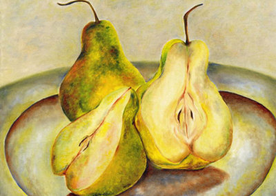 Provocative Pears