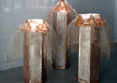 Cosmic Fishnet Installation