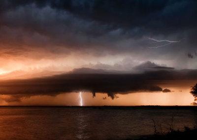 Panorama Lightning