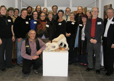 Artists - Curators Group Photo