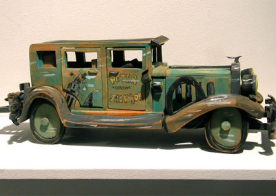 The King Kong Mobile by Paddy Stewart, Private Collection