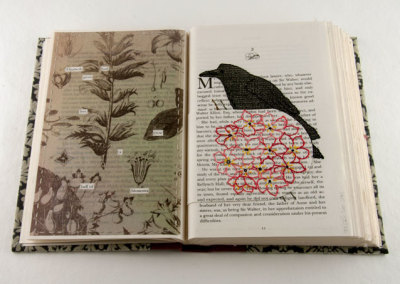 A Collection of Vignettes Based on Jane Austen's Persuasion (Dorothy Clarke), 2013: Artists' Books