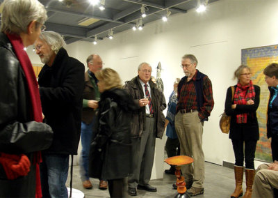 Continuum Reception: Guests