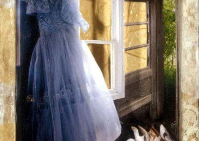 Fragmentary Blue 2 - Wendy Weseen