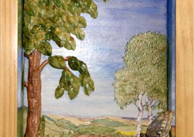 Just for Fun: Butterfly Landscape - Helen Cooke