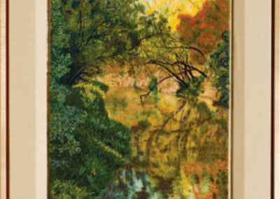 Golden Stream - Jane A. Evans