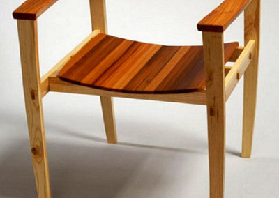 Cypress-Locust Chair