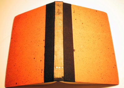 Book Repair of spine - After