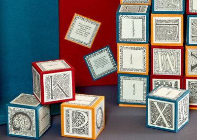 Mental Blocks (detail)