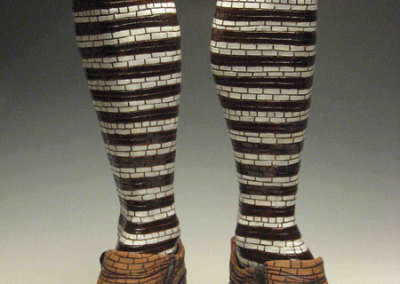Immense Mode (Maquette), 2008 - Brian McArthur & Dawn Deterando - Ceramic, $5,000