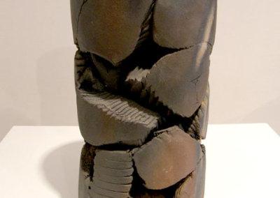 Tubular Pot, circa 1985 - Jack Sures