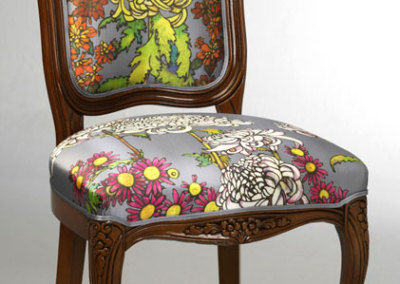 Chrysanthemum Chair