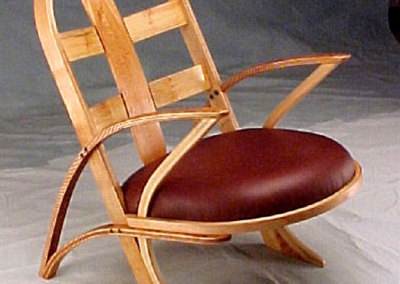Bent Laminate Chair