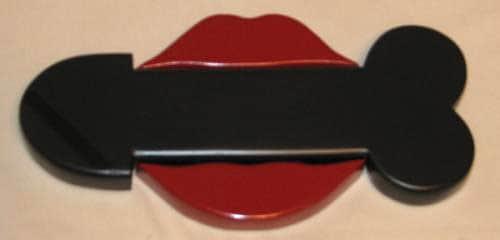 Lip Gloss Condom Box - Karen Humble
