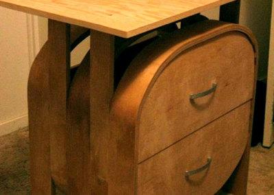 Art Deco Dresser Prototype