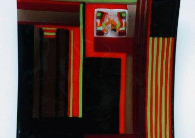 Doors and Windows: Kimberly Dickinson, Fused Glass