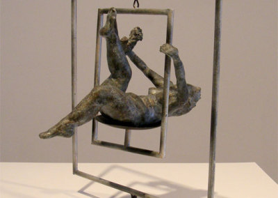 Picture Perfect - Deborah Potter (clay and metal)